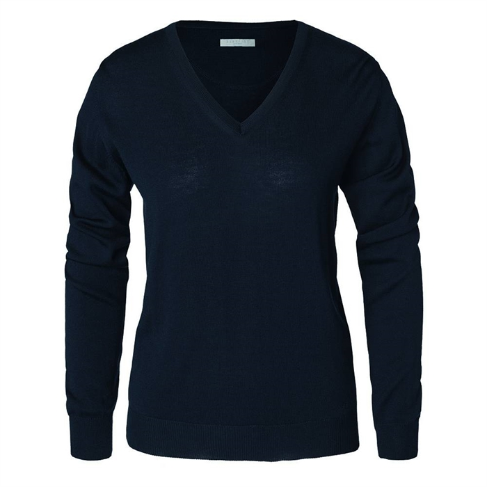 Image of Berkeley | Brockton V-Neck | Damestrik Navy