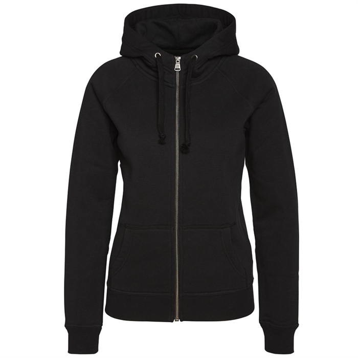 Image of   Berkeley | Alfie Zip Hood | Dame Sweater Black