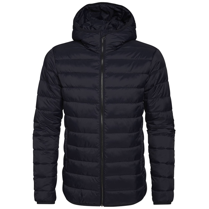 Image of   Berkeley | Alford Hooded | herrejakke Navy