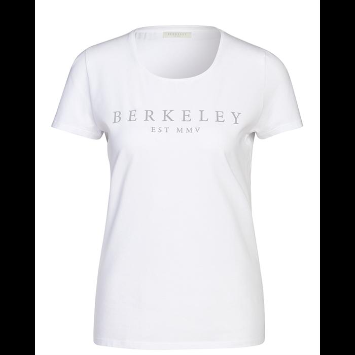 Image of Berkeley | Berkeley Tee | Dame T-Shirt Hvid