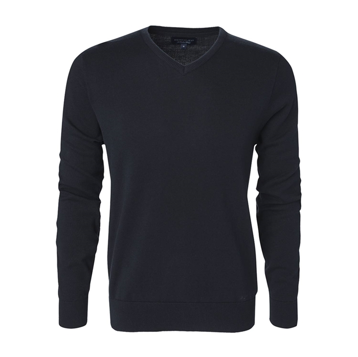 Image of   Berkeley | Brockton V-Neck | Herrestrik Navy