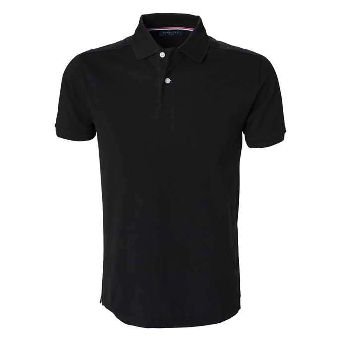 Image of   Berkeley | Camden | Herre Polo Black