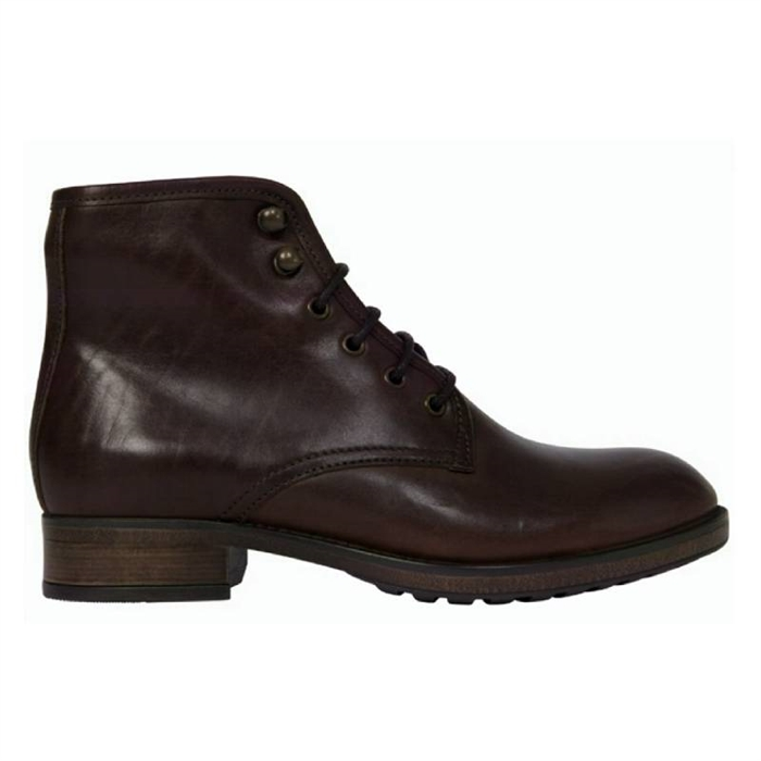 Image of Berkeley | Alba Leather Boot | Herrestøvle Brown